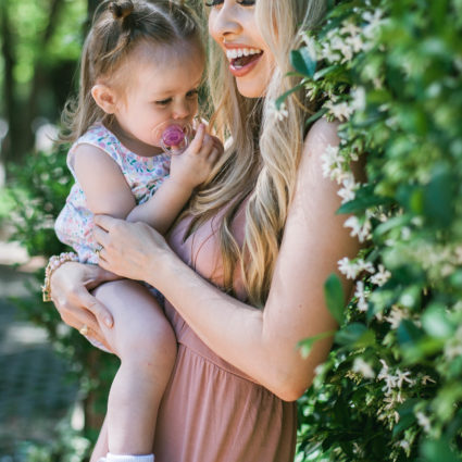 Mommy and Me Shoot & The Best Things about Having a Girl!