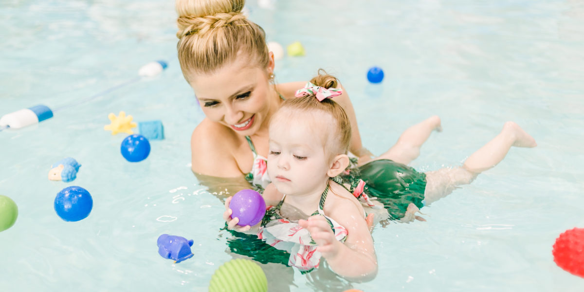 Is My Child Old Enough for Swim Lessons?