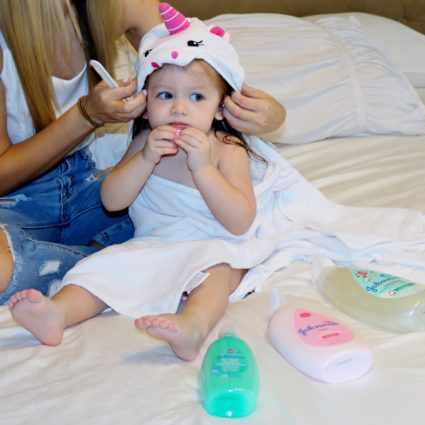 Bath Time Routine for Toddlers